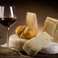Associer les plats et les vins : Fromage et bon vin