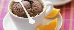 Mug Cake : Plus d'excuses pour éviter le dessert