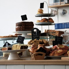 East Avenue Bakehouse, table champètre de Liverpool