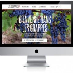 Les Grappes: un réseau pour les amateurs de vin