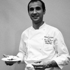 Le dessert exclusif de François Perret, Chef Pâtissier du Shangri-La