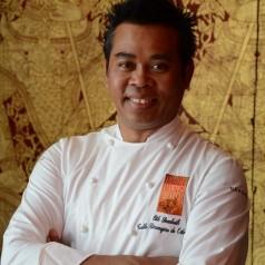 Restaurant Aux Trois Nagas par Oth Sombath