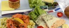 Les plateaux repas servis au travail en plein boom