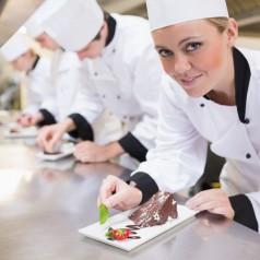 Les métiers de la cuisine et arts de la table