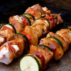 5 recettes au barbecue à faire au camping