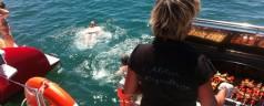 Sortie dinatoire en catamaran sur la Méditerranée