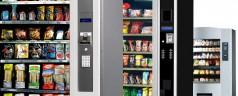 Les distributeurs automatiques pour manger rapidement ?