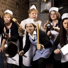 Les grands-mères du monde cuisinent pour vous
