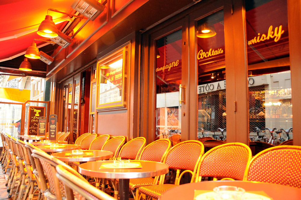 top 5 des restaurants parisiens avec terrasse. Black Bedroom Furniture Sets. Home Design Ideas
