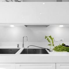 Petite cuisine astuces pour optimiser l 39 espace for Optimiser espace cuisine