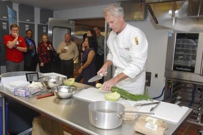 cours de cuisine à paris avec un chef