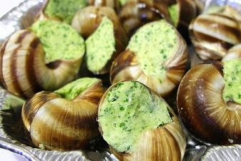 escargots persilles