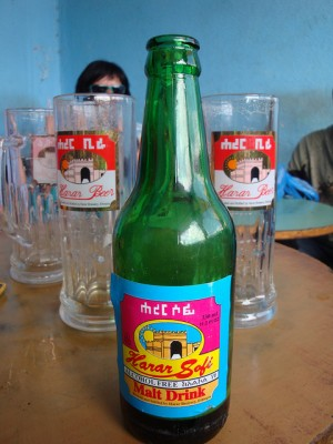 la bière sans alcool harar sofi