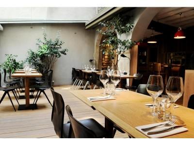 jaja restaurant bio paris dans le quartier du marais