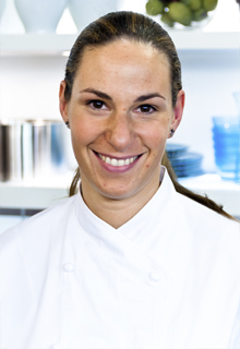 chef Andrée Rosier