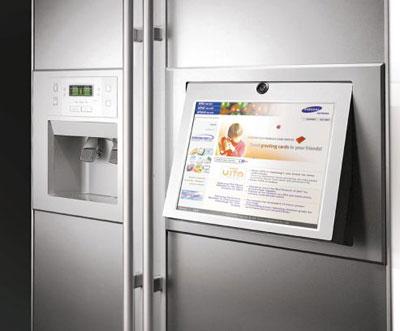 réfrigérateur intelligent