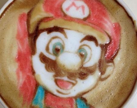 mario-latte-art
