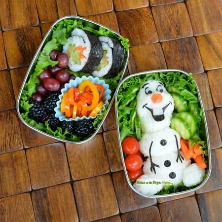 lunch box Olaf
