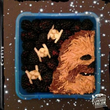 lunchbox chewbacca
