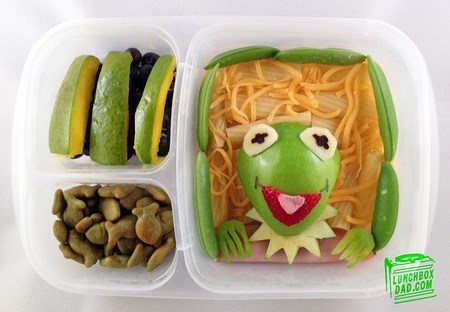 lunchbox grenouille