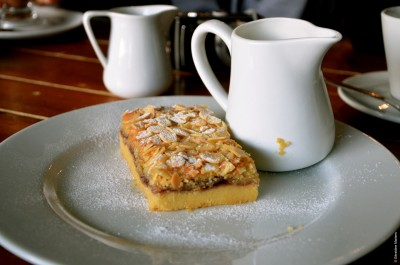 8 - THE BAKEWELL TART