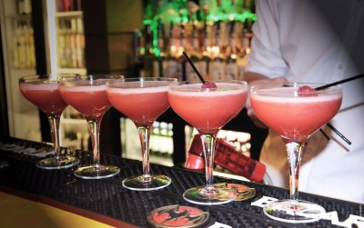 9 FRENCH MARTINI