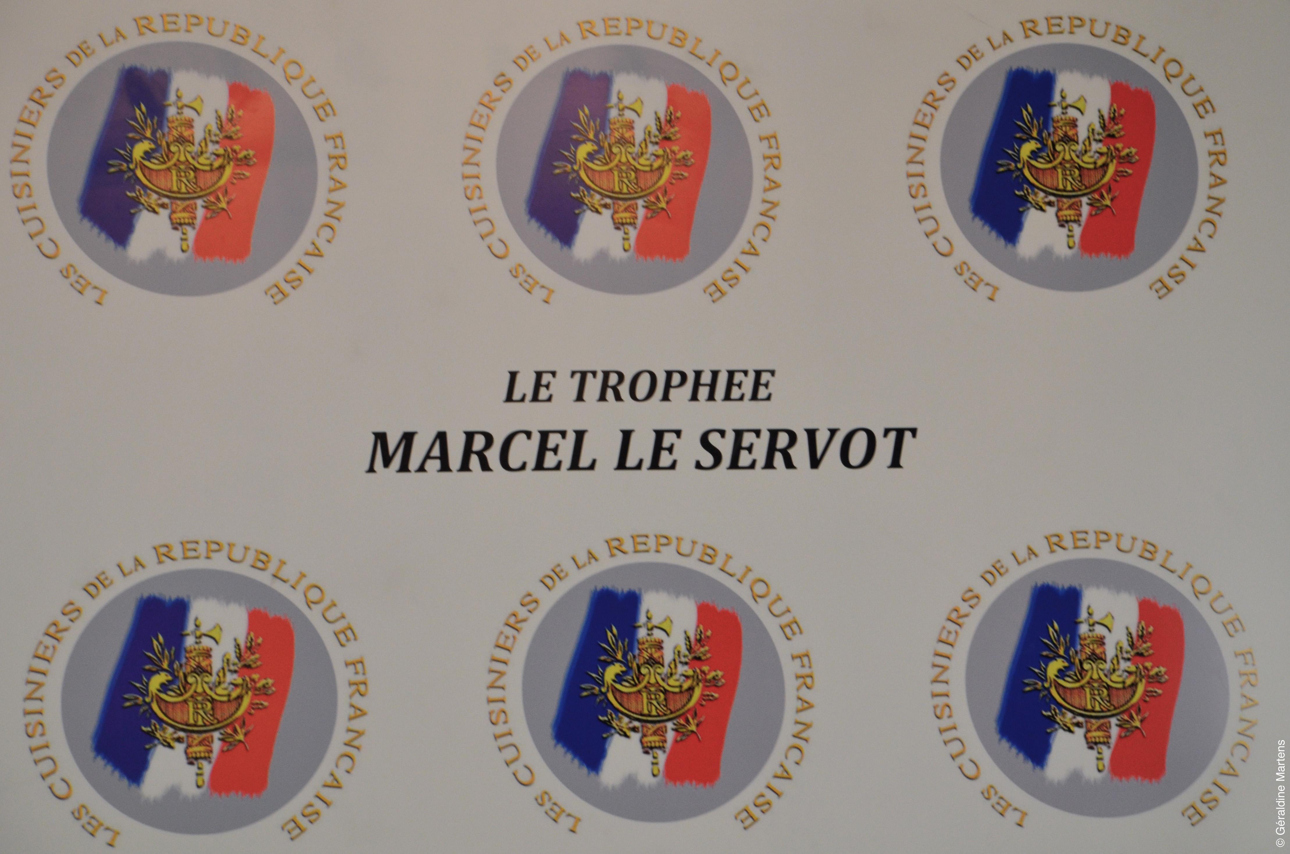 Remise Des Prix Du Troph U00e9e Marcel Le Servot  U00e0 L U2019h U00f4tel Marigny