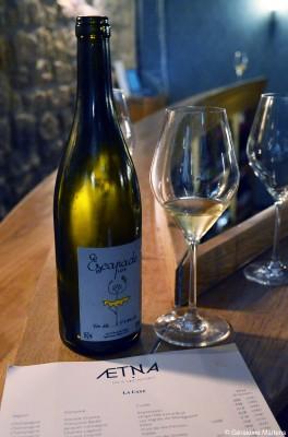Ætna, bar / cave vins naturels à Paris