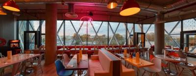 My Pop Cie Burgers, ou l'Amérique vue sur Seine
