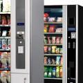 distributeur de snack automatique