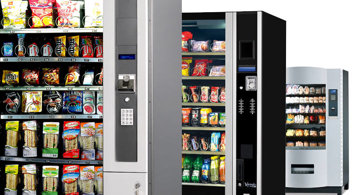 distributeur de snack automatique