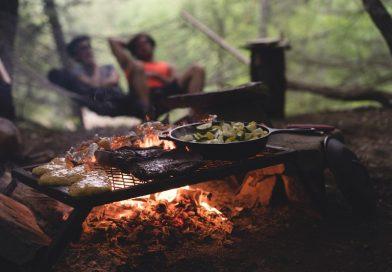 Bien manger en camping