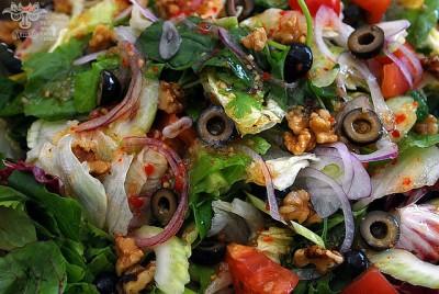 salade composée faite maison