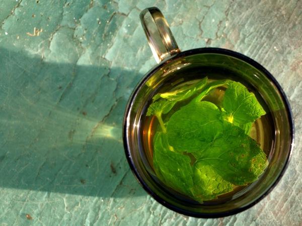 thé à la menthe turc