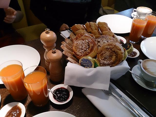 un bon brunch parisien
