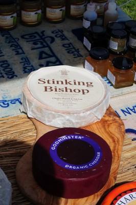 fromage evêque puant britannique