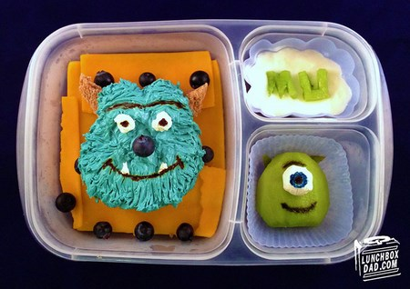 lunchbox monstres et compagnie