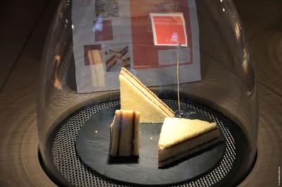 4 - VICTORIA SPONGE CAKE