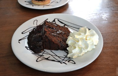 5 - DREAMY CHOCOLATE FUDGE CAKE