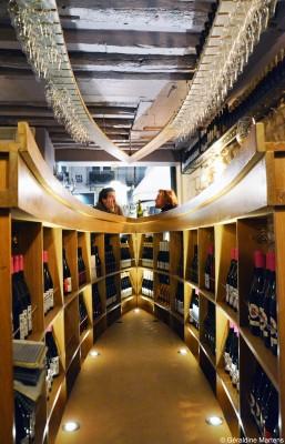 comptoir de l'Ætna, cave à vins naturels à Paris