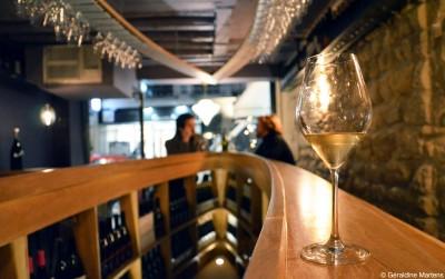comptoir de l'Ætna, bar / cave vins naturels à Paris