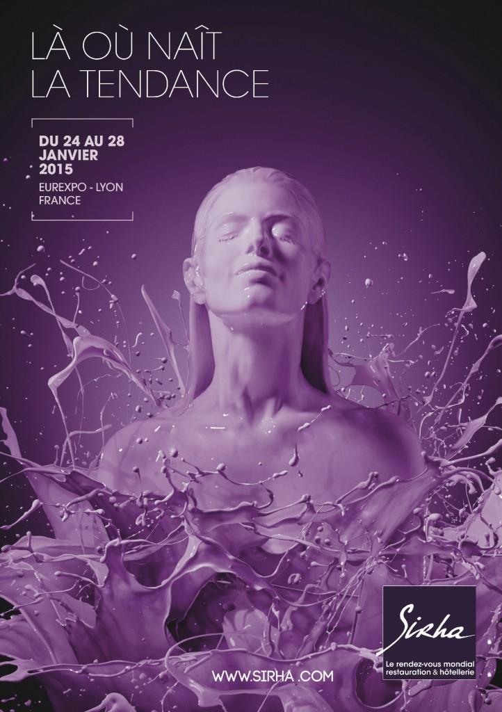 Sirha, Lyon, Salon, Eurexpo, affiche