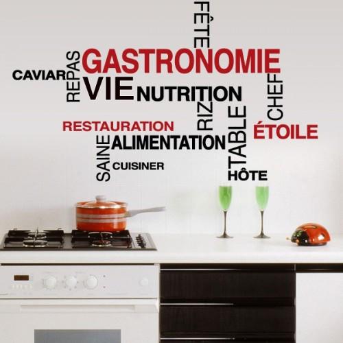 decoration cuisine