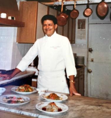 Chef Hubert