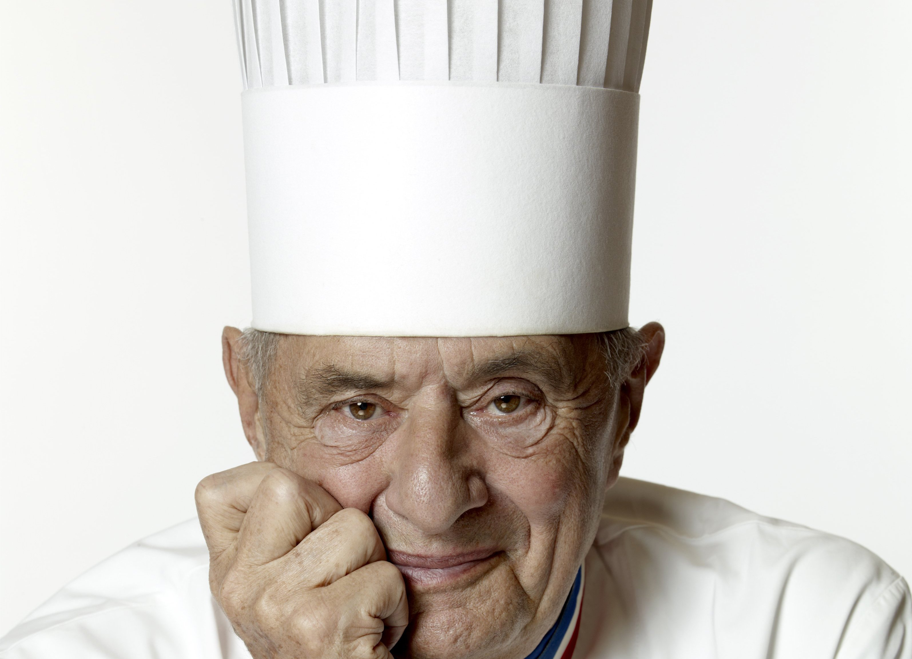 Portrait du monument Paul Bocuse